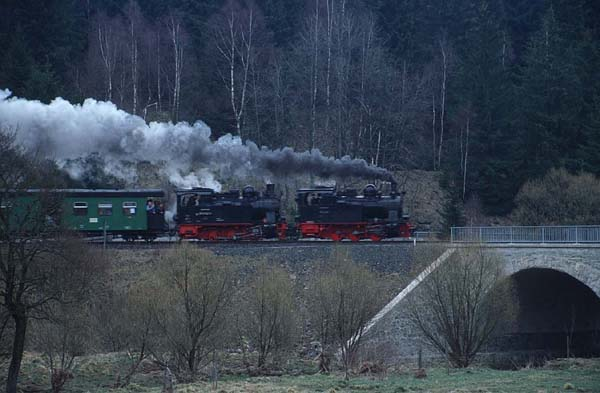 99 6101, 6102 bei Sorge