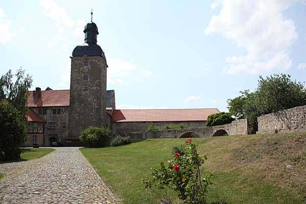 Wasserburg Zilly